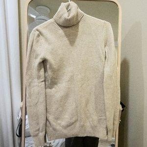 UNIQLO Wool Turtleneck Sweater